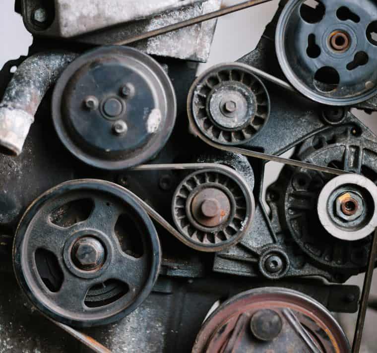 Motor-Konstrukt